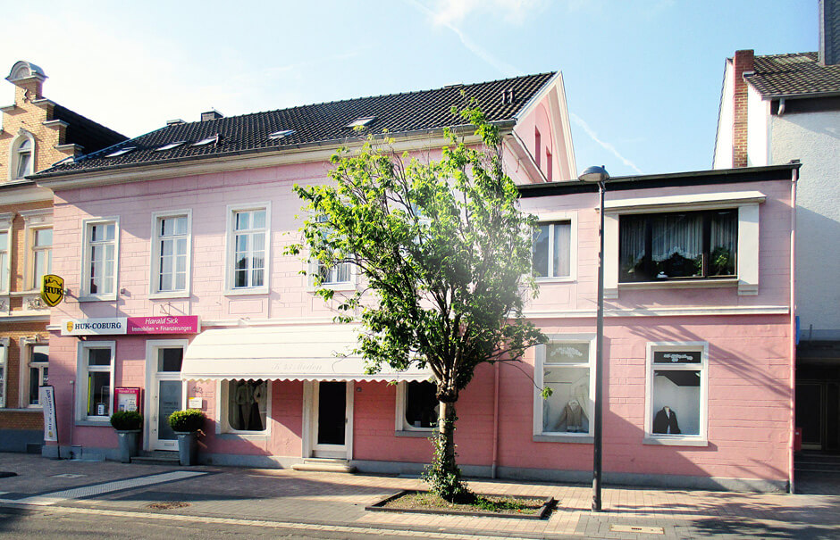 Harald Sick – Ihr Immobilienmakler in Bornheim